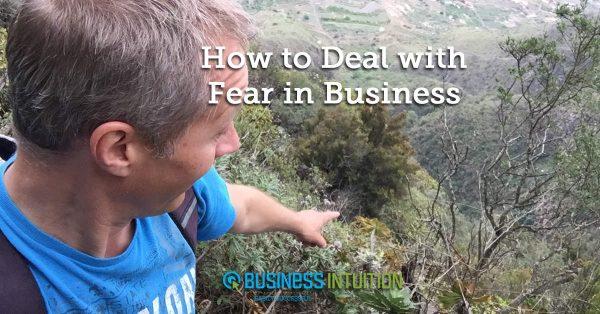 Fear in business
