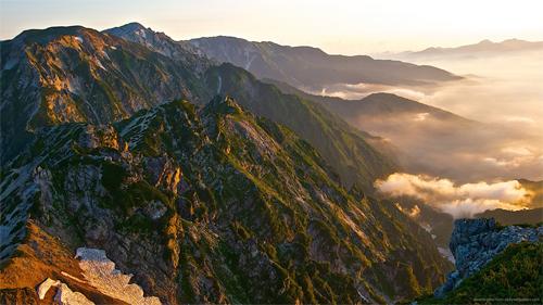 Japanese Mountain